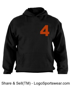 Dauntless Four Hoodie Design Zoom