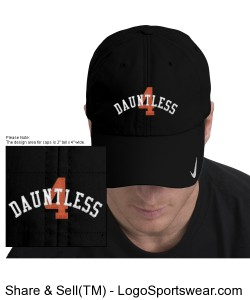 Dauntless Four Hat Design Zoom